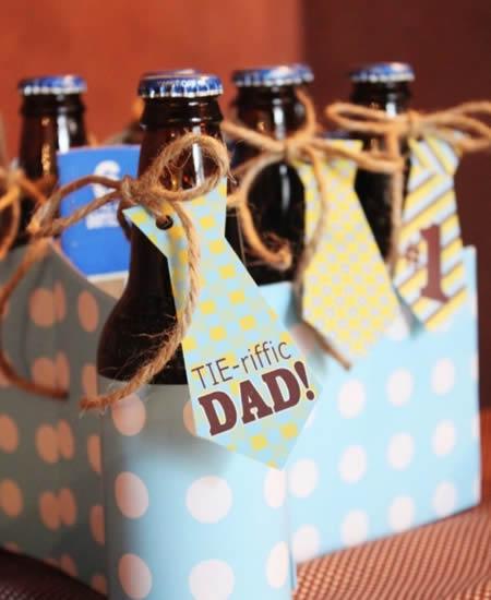 Decoração de Dia dos Pais