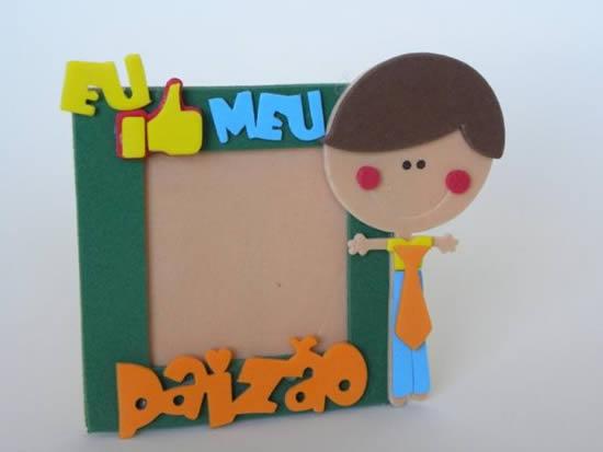 Lembrancinhas Dia dos Pais Educação Infantil