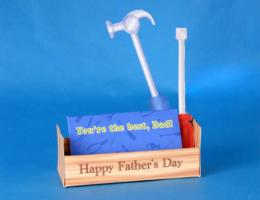 Lembrancinhas para o Dia dos Pais com Moldes