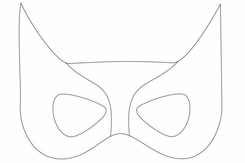 Molde para Máscara de Wolverine