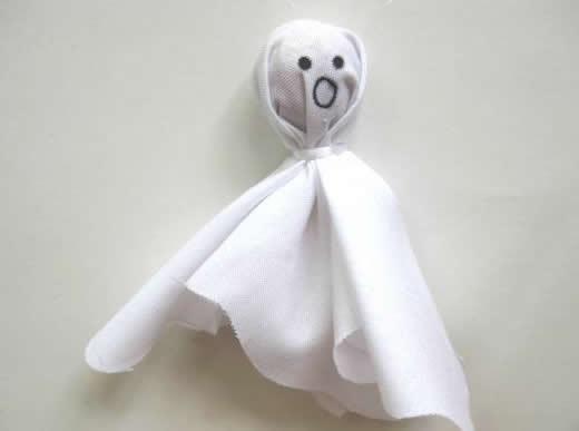 Lembrancinha com Pirulito para o Halloween Passo a Passo