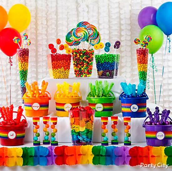 Como montar Mesa de Doces para Festa Infantil