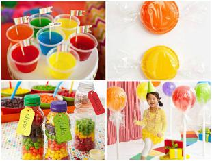 Enfeites Lindos para Festa de Dia das Crianças