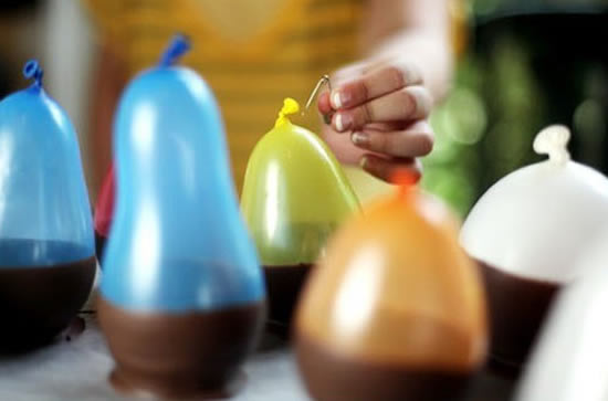 Sobremesa para o Dia das Crianças com Chocolate e Sorvete