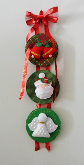 Enfeites e Lembrancinhas com Reciclagem para o Natal