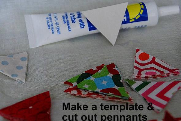 Como fazer Pano de Prato Natalino Simples com Costura