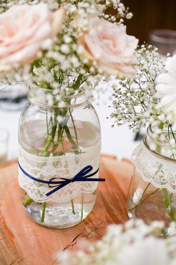 Decoração para Casamento Simples e Bonita - 20 Ideias Lindas