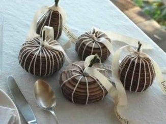 Enfeite Barato e Muito Criativo para Mesa de Natal