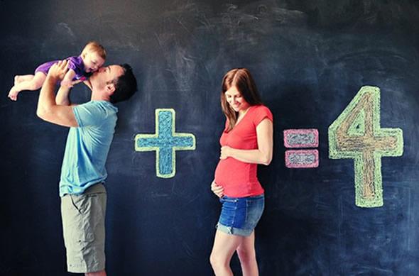 10 ideias criativas para tirar fotos em família