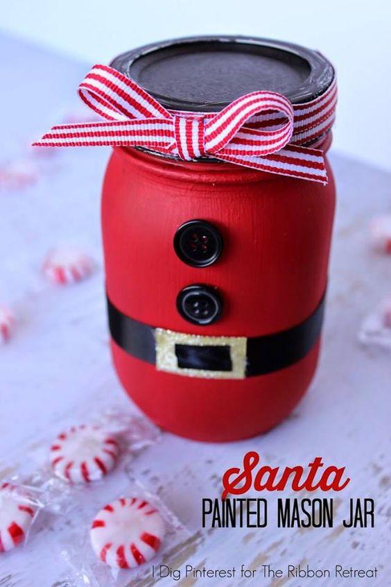 Lembrancinhas de Natal Baratas e Criativas