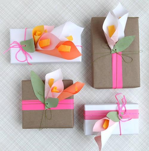 Embalagens para Presentes de Lembrancinhas de Natal