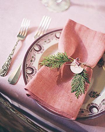 Decoração para Mesa de Natal - 30 Dicas e Ideias Lindas