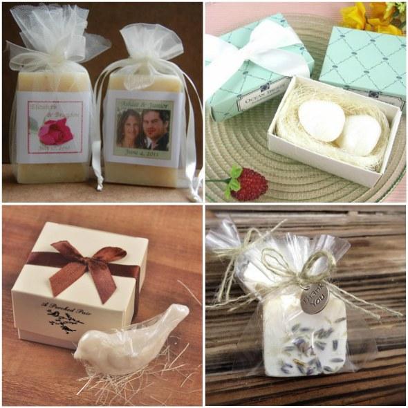 Sabonetes para Lembrancinha Chá de Bebê - Receita e 10 Lindos Exemplos