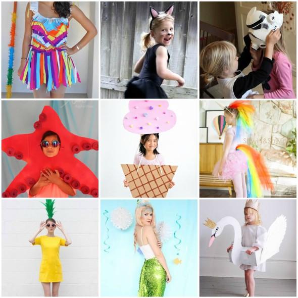 Fantasias Baratas e Criativas para o Carnaval - 40 Ideias