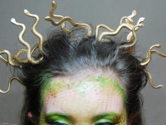 Como fazer Tiara de Medusa - Fantasia para o Carnaval