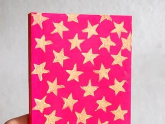 Como Decorar Capa de Caderno para a Volta às Aulas