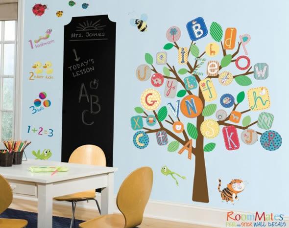 15 Ideias Lindas e Fáceis para Decoração para Sala de Aula