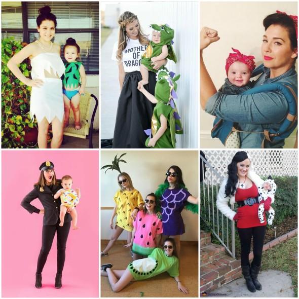 Fantasias para Mãe e Filha - 10 Ideias Lindas para te Inspirar