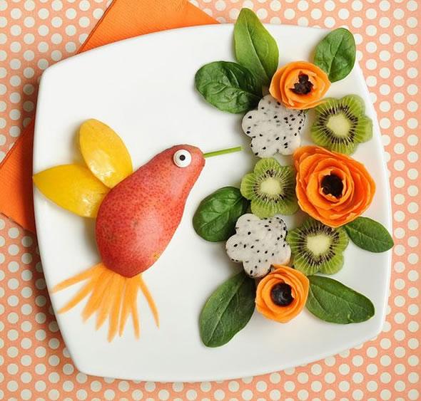 10 Dicas para fazer Comidas Divertidas para Decorar a Festa