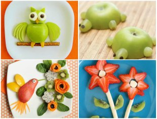 10 Comidas Divertidas e Lindas para Inspiração Food Art