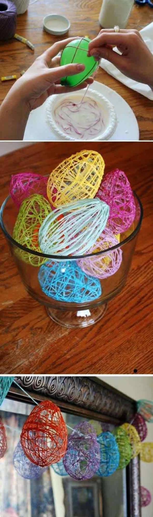 10 Enfeites Fofos para fazer Decoração para Páscoa