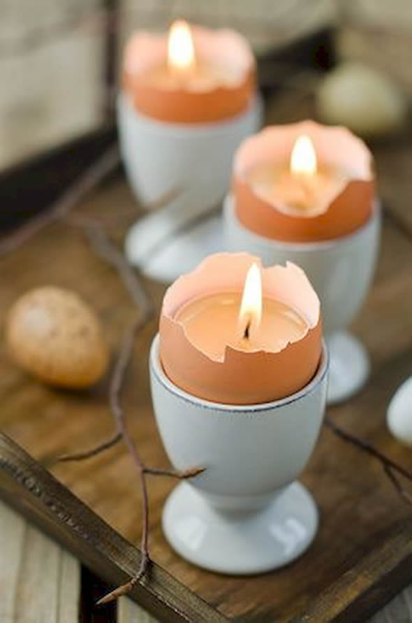 50 Enfeites para Decoração de Páscoa para você se inspirar