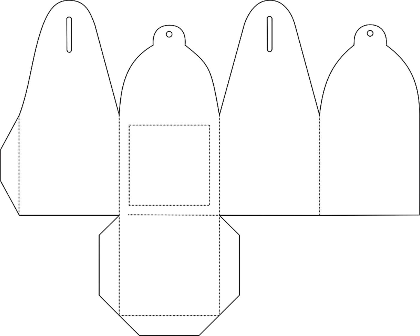 10 Caixinhas de Papel para Lembrancinhas de Páscoa com Moldes