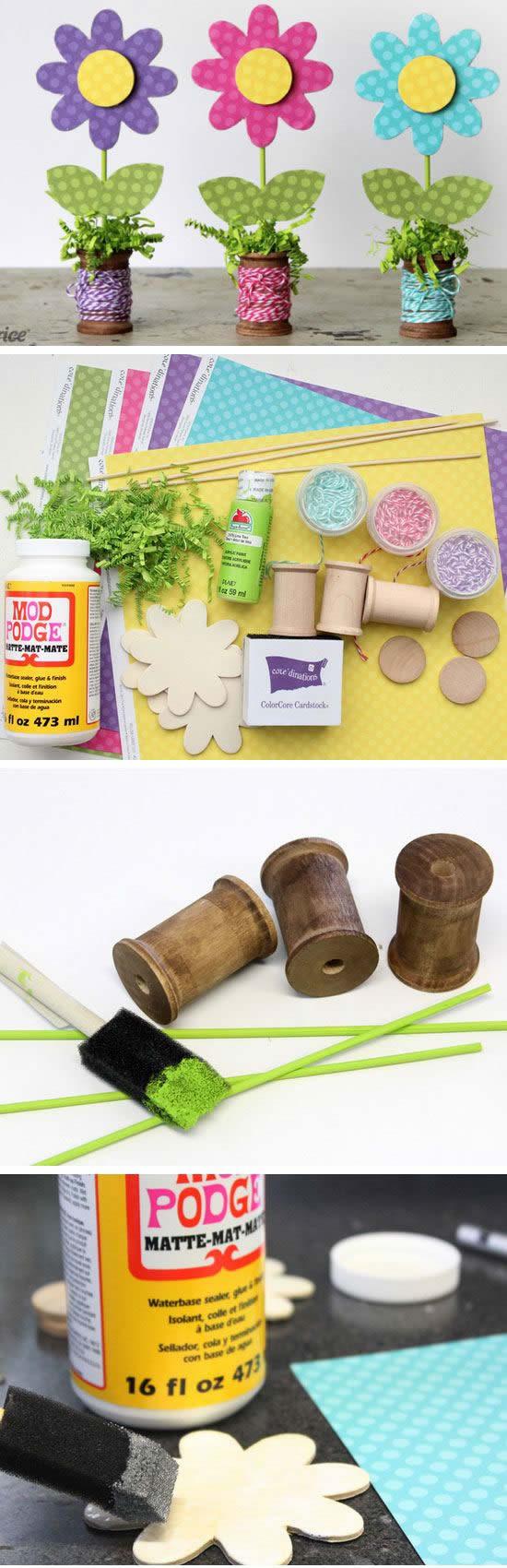10 Artesanatos Lindos de Dia das Mães para fazer com as Crianças
