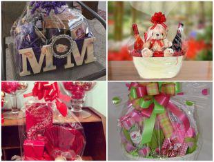 10 Lindas Cestas Decoradas para Presente de Dia das Mães