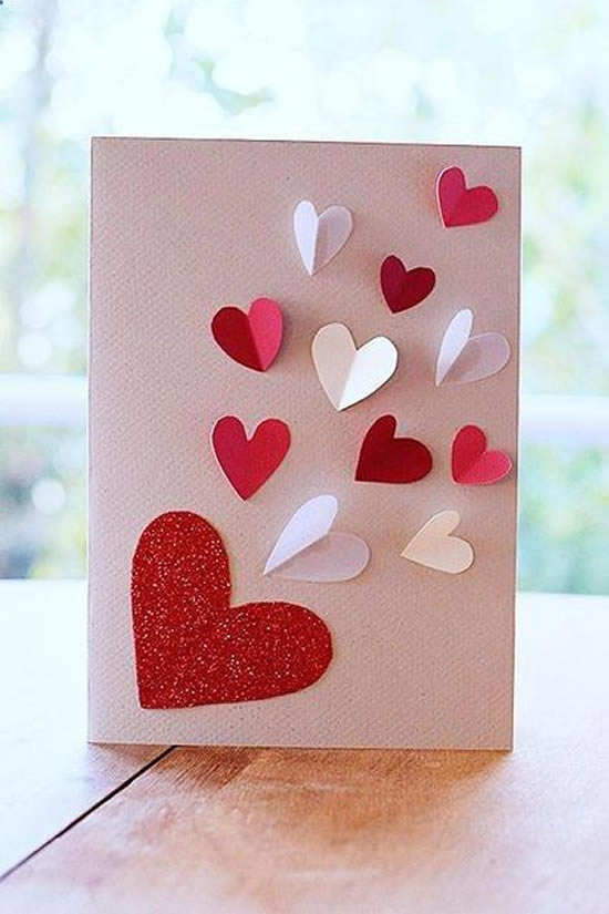 20 Formas de fazer Cartão para o Dia das Mães com Crianças