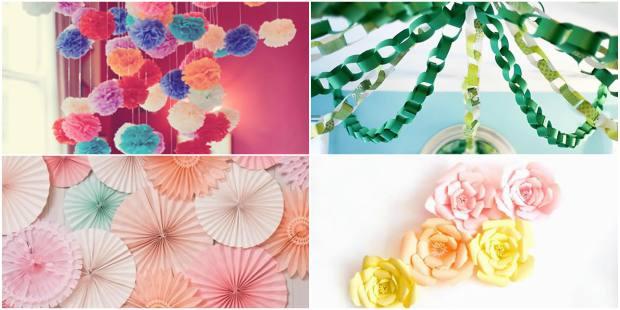10 Ideias para Decoração de Dia das Mães