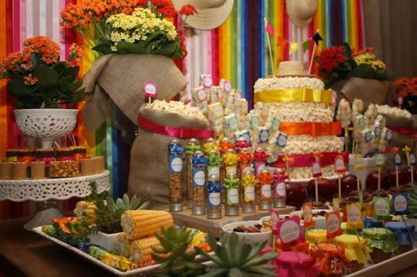 Doces para Festa Junina: 20 exemplos lindos