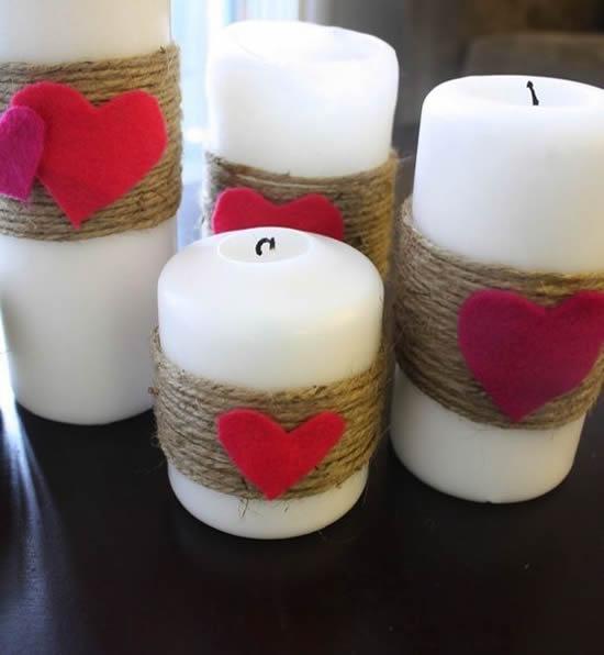 Enfeites Lindos para o Dia dos Namorados