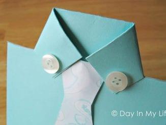 Cartão Fácil e Criativo para o Dia dos Pais