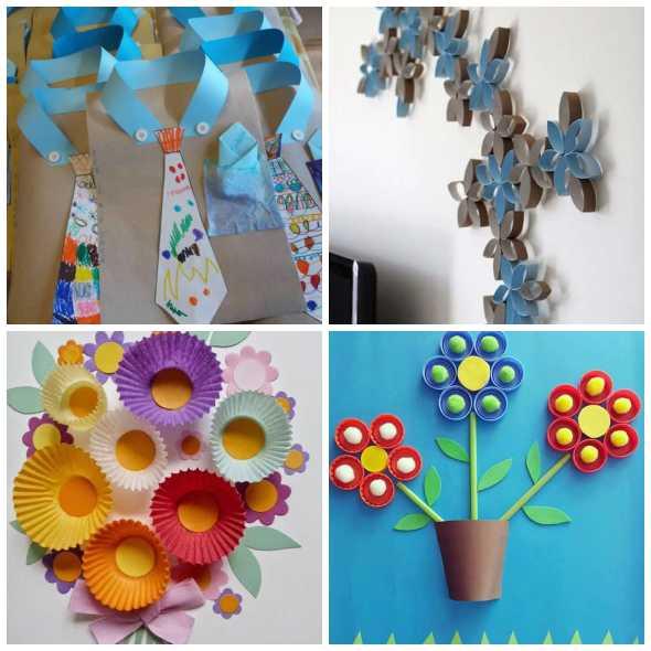 Decoração para Dia dos Pais na Escola