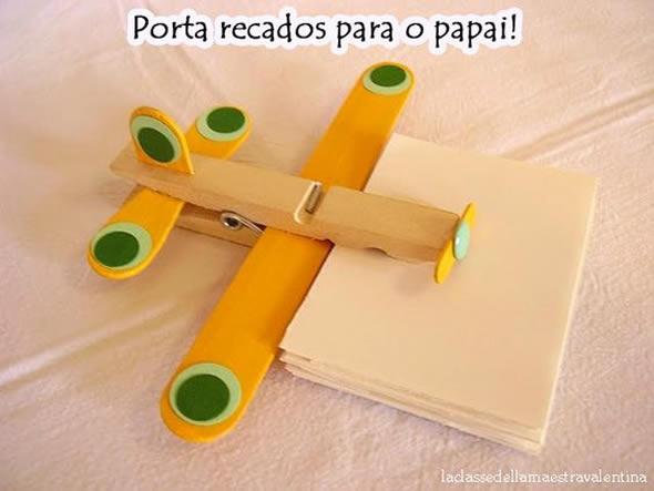 Lembrancinhas para o Dia dos Pais com Reciclagem