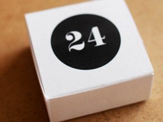 Caixa de Papel para o Dia dos Pais com Moldes