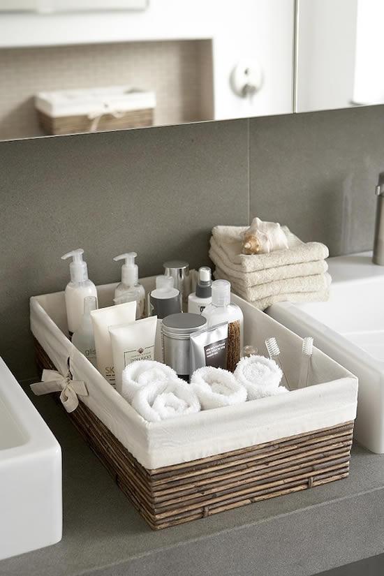 Ideias para Organizar Banheiro de Casa
