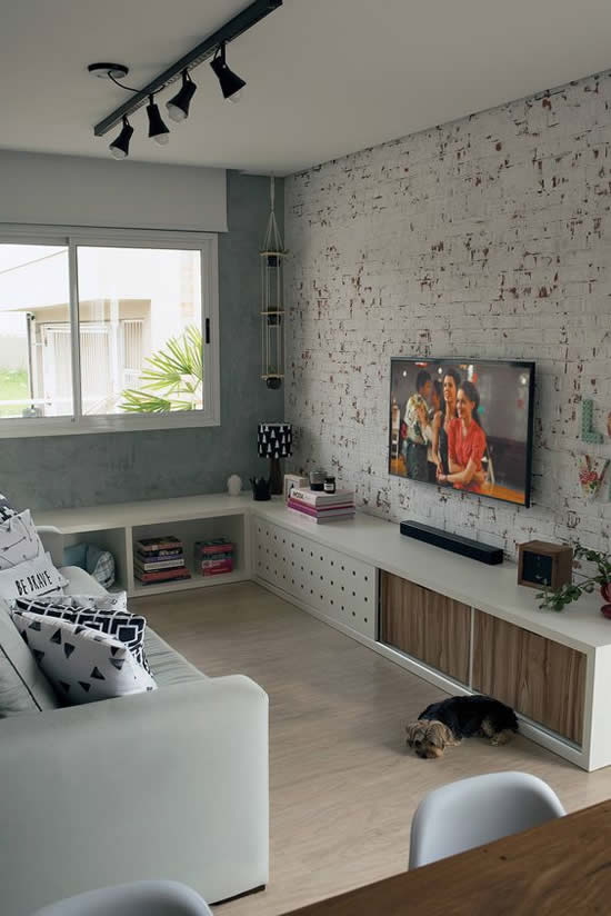 10 ideias para decoração da sala da casa