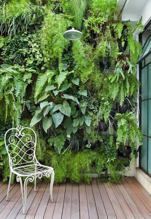 10 ideias lindas para decoração de jardim