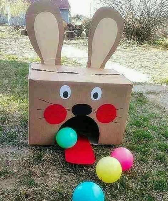 Brinquedos Reciclados para Dia das Crianças