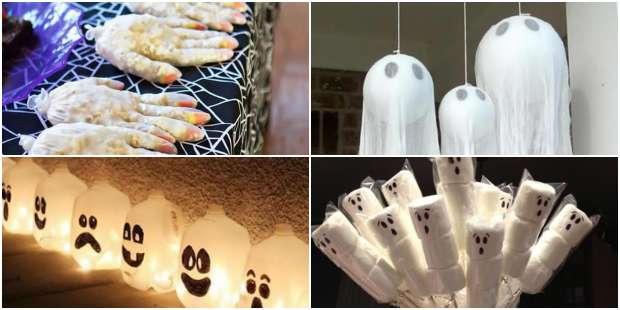Decoração Criativa para Halloween