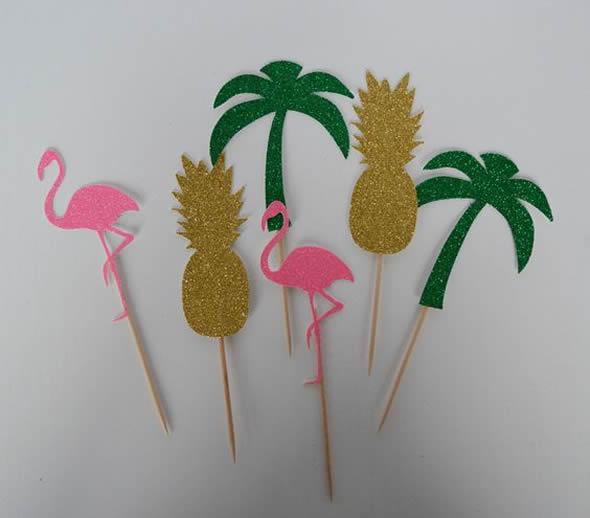 Ideias De Decora 231 227 O Para Festa Tropical Como Fazer Em Casa