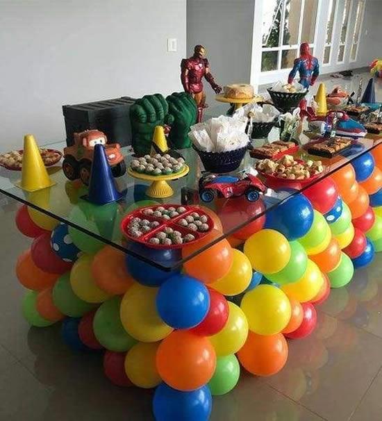 Decoração de Dia das Crianças na Escola