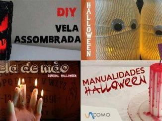 velas para halloween