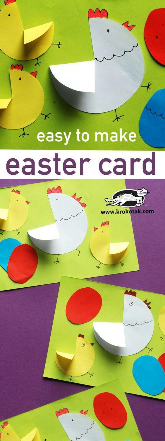 galinha de papel Brinquedos de papel reciclado (8)