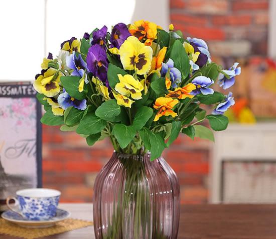 Arranjo Floral para Decoração da Casa