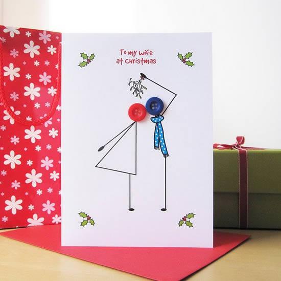 30 ideias para fazer Cartão de Natal