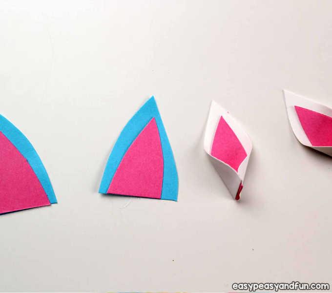 como fazer unicórnio de rolo de papel higiênico
