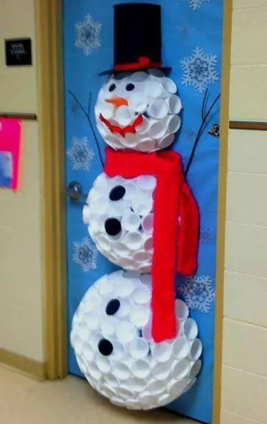 Decoração de Natal para Escola Infantil